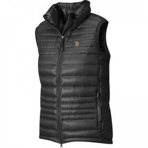Pak-Down-Vest-Women-Black