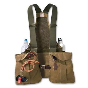 Filson Game bag vest